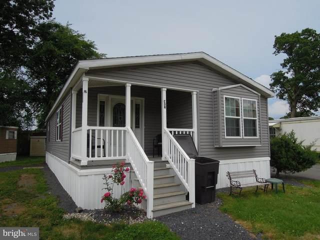 181 Cookstown New Egypt Road C38, WRIGHTSTOWN, NJ 08562 (#NJBL399808) :: LoCoMusings