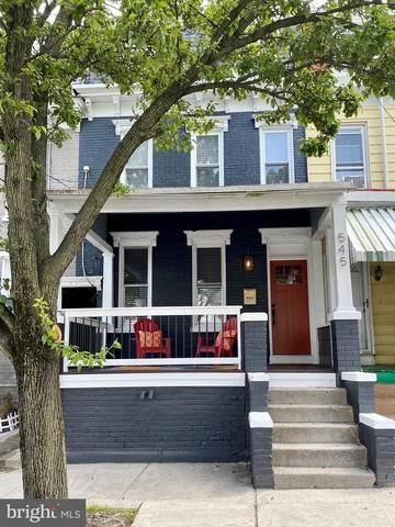 545 N 2ND Street, COLUMBIA, PA 17512 (#PALA183786) :: The Joy Daniels Real Estate Group