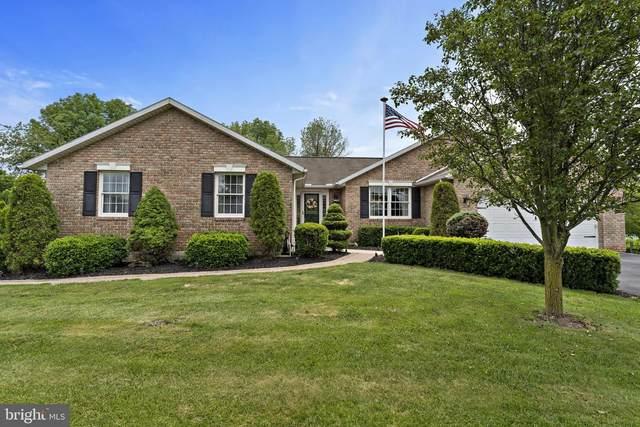 2380 Heather Lane, GILBERTSVILLE, PA 19525 (#PAMC696840) :: Colgan Real Estate
