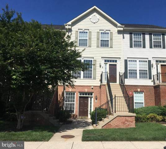 5302-D Talladega Court #103, FREDERICK, MD 21703 (#MDFR284098) :: Charis Realty Group