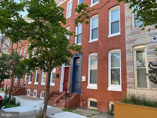 1513 S Charles Street, BALTIMORE, MD 21230 (#MDBA554706) :: Charis Realty Group
