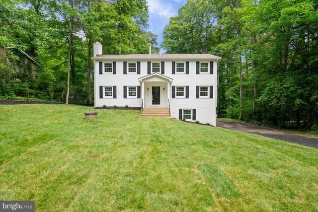 7118 Knotty Oak Lane, MANASSAS, VA 20112 (#VAPW525318) :: Shamrock Realty Group, Inc