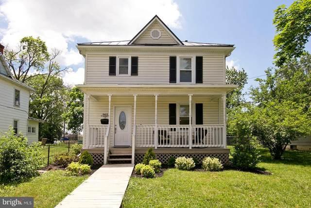 903 Woodland Avenue, WINCHESTER, VA 22601 (#VAWI116342) :: Berkshire Hathaway HomeServices McNelis Group Properties