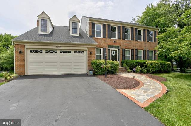 8853 Doves Fly, LAUREL, MD 20723 (#MDHW296128) :: Pearson Smith Realty