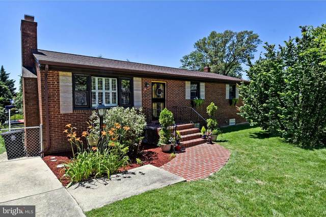 5407 Auth, SUITLAND, MD 20746 (#MDPG609746) :: Pearson Smith Realty