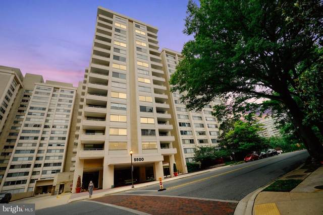 5500 Friendship Boulevard 909N, CHEVY CHASE, MD 20815 (#MDMC763220) :: Ultimate Selling Team