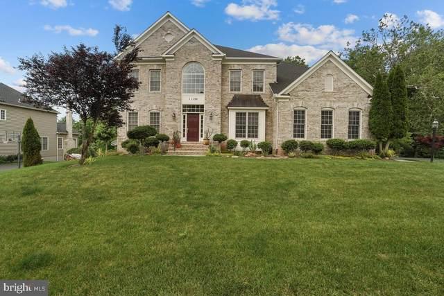 11150 Innsbrook Court, IJAMSVILLE, MD 21754 (#MDFR284118) :: Eng Garcia Properties, LLC