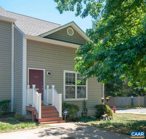 100 Greenwich Court, CHARLOTTESVILLE, VA 22902 (#618545) :: The Gus Anthony Team