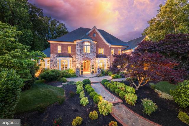 900 Alvermar Ridge, MCLEAN, VA 22102 (#VAFX1208308) :: Cortesi Homes