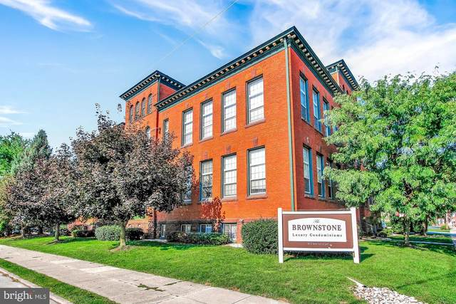 190 E Walnut Street Unit #2, HANOVER, PA 17331 (#PAYK160228) :: The Joy Daniels Real Estate Group