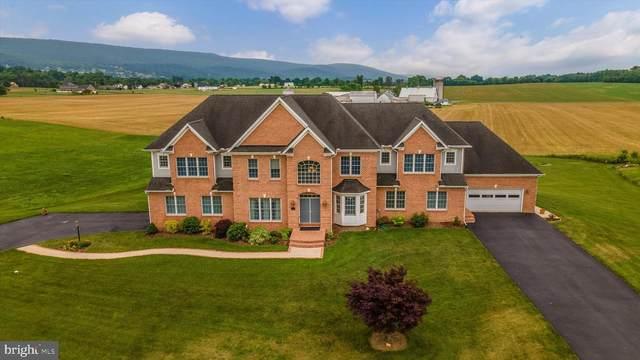 22107 Whitestone Court, SMITHSBURG, MD 21783 (#MDWA180428) :: Great Falls Great Homes