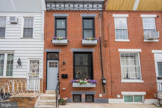 331 Winton Street, PHILADELPHIA, PA 19148 (#PAPH1026508) :: Bowers Realty Group