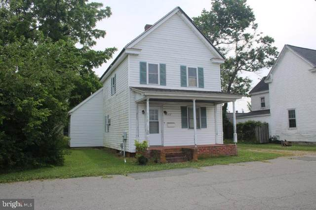 112 N Park Street, EASTON, MD 21601 (#MDTA141416) :: Bright Home Group