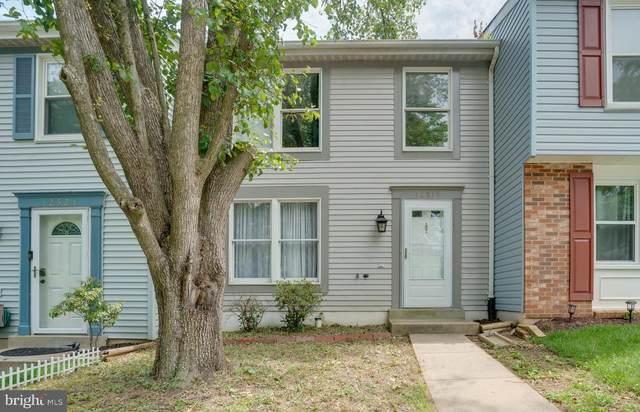 12519 Laurel Grove Place, GERMANTOWN, MD 20874 (#MDMC763260) :: Mortensen Team