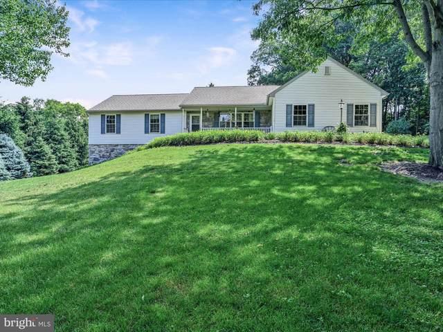 318 Miller Road, ELIZABETHTOWN, PA 17022 (#PALA183812) :: Iron Valley Real Estate