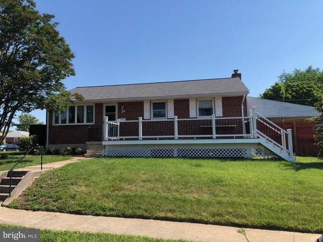 3201 Mayfair Road, BALTIMORE, MD 21207 (#MDBC532318) :: Century 21 Dale Realty Co