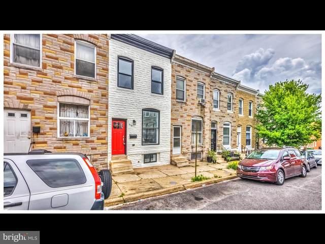 712 Berry Street, BALTIMORE, MD 21211 (#MDBA554736) :: RE/MAX Advantage Realty