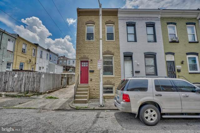 3329 Noble Street, BALTIMORE, MD 21224 (#MDBA554740) :: SURE Sales Group