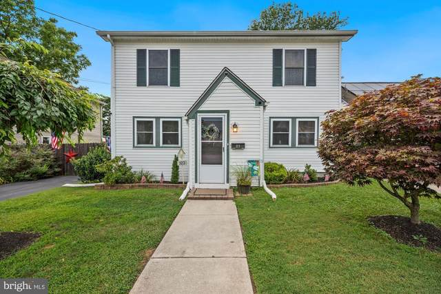 323 Huntington Avenue, GLENDORA, NJ 08029 (MLS #NJCD422034) :: The Sikora Group