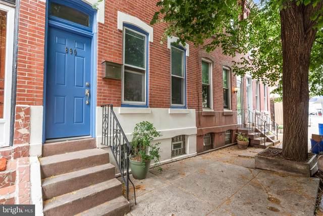 890 N Stillman Street, PHILADELPHIA, PA 19130 (#PAPH1026588) :: Colgan Real Estate