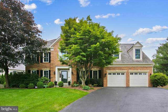 609 Cranwell Place SW, LEESBURG, VA 20175 (#VALO441284) :: The Sky Group