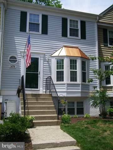 1478 Lowell Court, CROFTON, MD 21114 (#MDAA471586) :: Keller Williams Flagship of Maryland