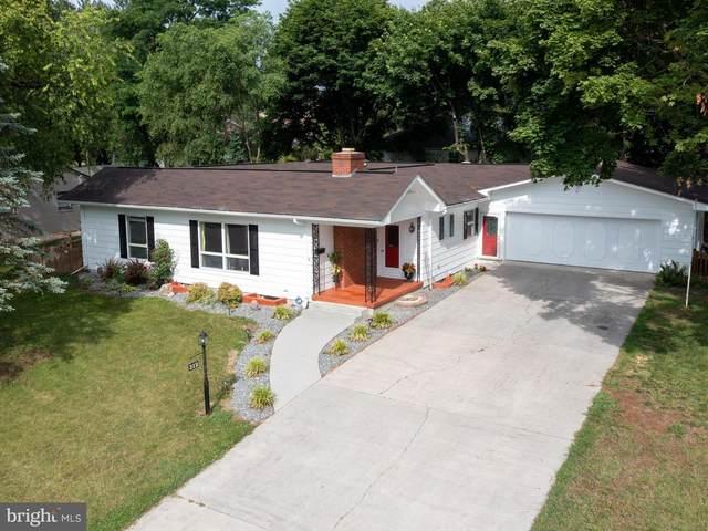 312 N Delaware Avenue, MARTINSBURG, WV 25401 (#WVBE186732) :: Blackwell Real Estate