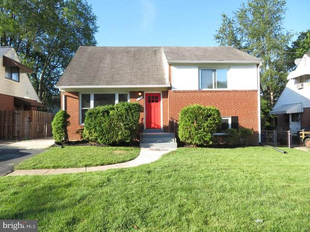 706 Stirling, SILVER SPRING, MD 20901 (#MDMC763288) :: SURE Sales Group