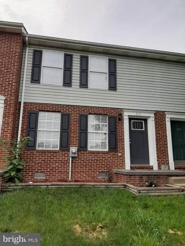 311 Willowbrook Court, WINCHESTER, VA 22602 (#VAFV164744) :: Eng Garcia Properties, LLC