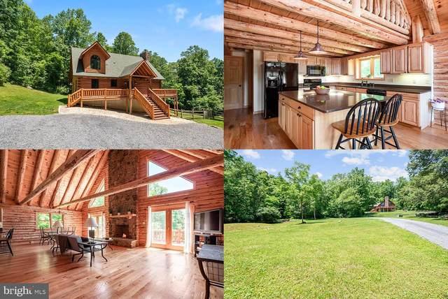 12804 Spruce Run Road, MYERSVILLE, MD 21773 (#MDFR284136) :: Jim Bass Group of Real Estate Teams, LLC