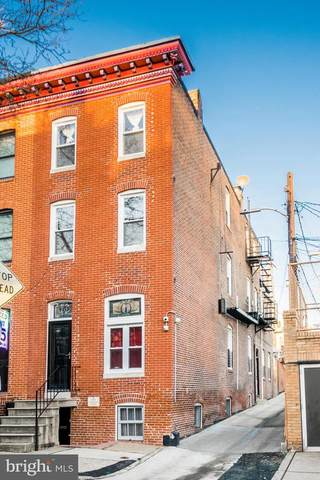 239 S Collington Avenue, BALTIMORE, MD 21231 (#MDBA554774) :: The Paul Hayes Group   eXp Realty