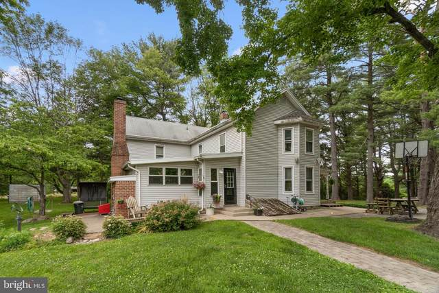 1709 Pine Knob Road, SYKESVILLE, MD 21784 (#MDCR205350) :: The Redux Group