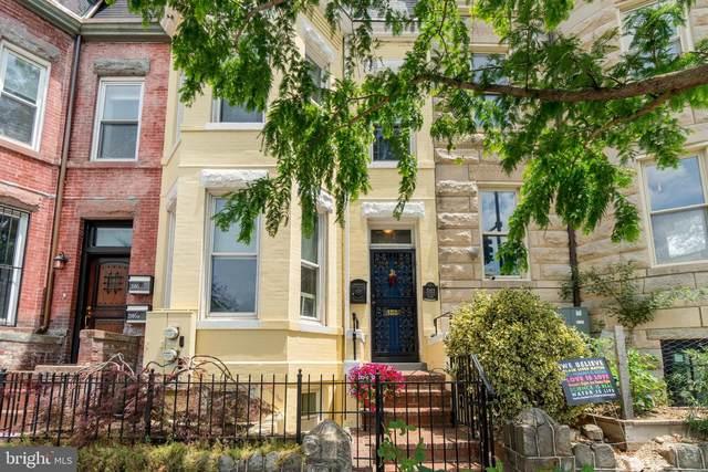 3103 11TH Street NW, WASHINGTON, DC 20010 (#DCDC526240) :: Cortesi Homes