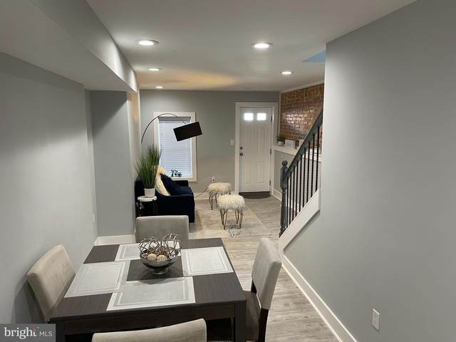 60 S Carrollton Avenue, BALTIMORE, MD 21223 (#MDBA554782) :: Integrity Home Team