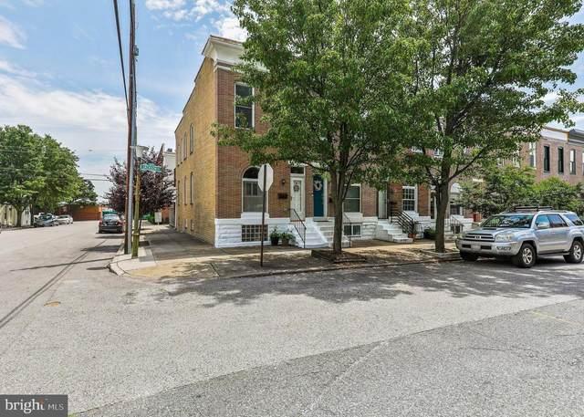 1801 Jackson Street, BALTIMORE, MD 21230 (#MDBA554784) :: The Dailey Group