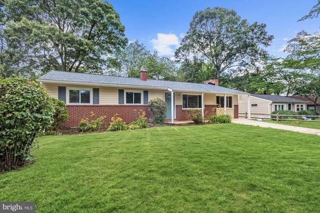 616 Oak Lane, SEVERNA PARK, MD 21146 (#MDAA471598) :: The Schiff Home Team