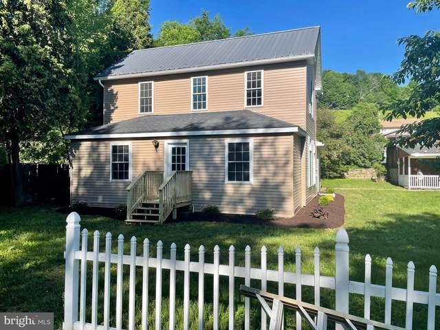 82 Railroad, GRANTSVILLE, MD 21536 (#MDGA135450) :: The Team Sordelet Realty Group