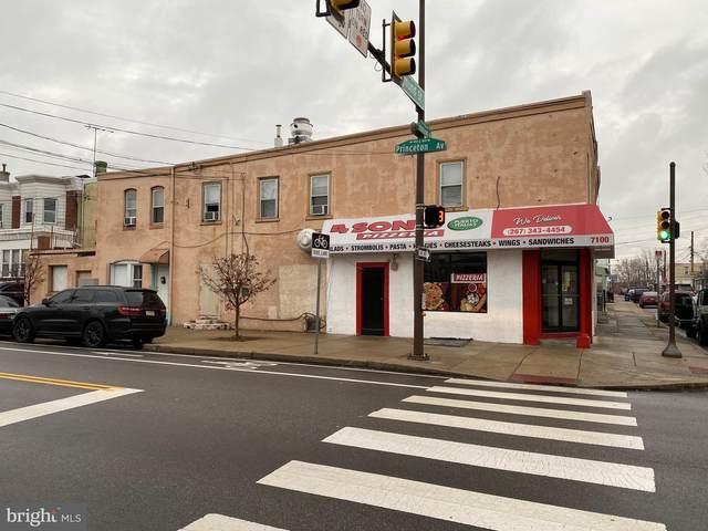 7100-7102 Edmund Street, PHILADELPHIA, PA 19135 (#PAPH1026772) :: RE/MAX Advantage Realty