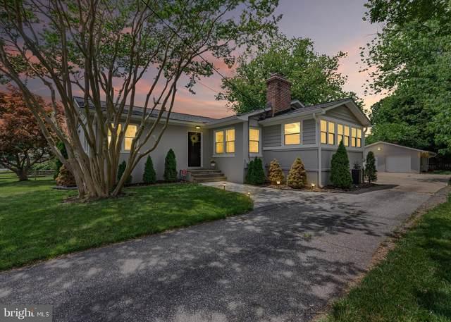100 Huse Drive, ANNAPOLIS, MD 21403 (#MDAA471616) :: Keller Williams Flagship of Maryland