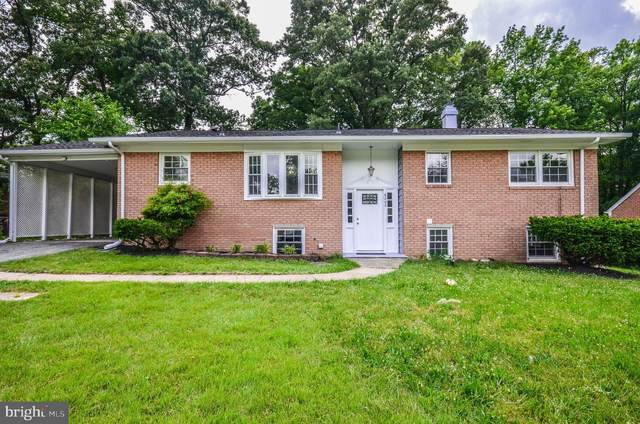 6202 93RD Place, LANHAM, MD 20706 (#MDPG609836) :: The Riffle Group of Keller Williams Select Realtors