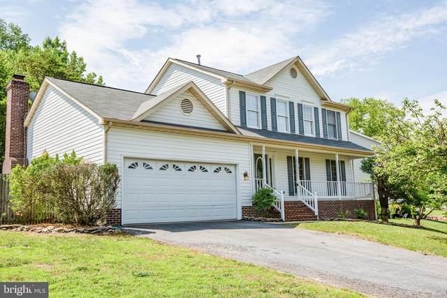 7120 Runnymede Trail, FREDERICKSBURG, VA 22407 (#VASP232396) :: The Riffle Group of Keller Williams Select Realtors