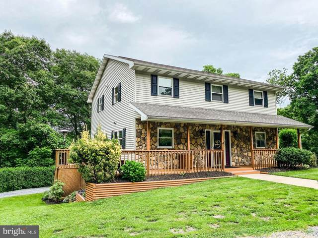 1020 Eleanor Terrace, CUMBERLAND, MD 21502 (#MDAL137260) :: Berkshire Hathaway HomeServices McNelis Group Properties