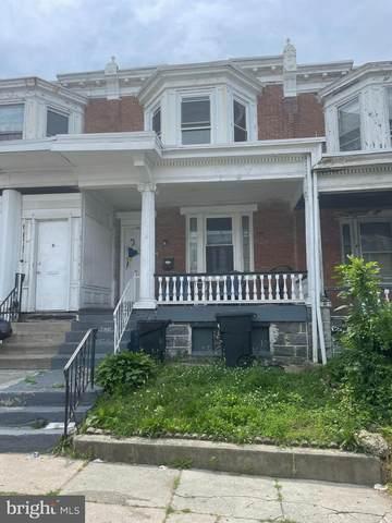 5842 Angora Terrace, PHILADELPHIA, PA 19143 (#PAPH1026836) :: Nesbitt Realty