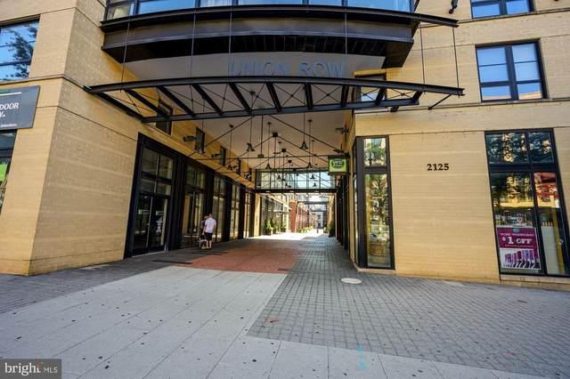 2125 14TH Street NW 201W, WASHINGTON, DC 20009 (#DCDC526290) :: Bic DeCaro & Associates