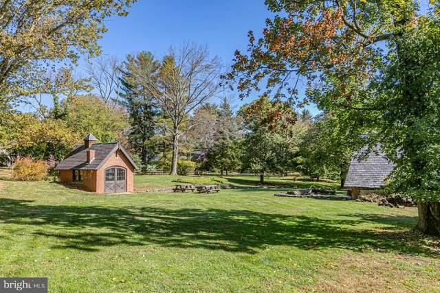 22 Parkside Drive, PRINCETON, NJ 08540 (MLS #NJME314008) :: The Dekanski Home Selling Team