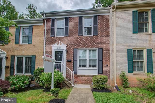 2407 Ansdel Court, RESTON, VA 20191 (#VAFX1208530) :: Better Homes Realty Signature Properties