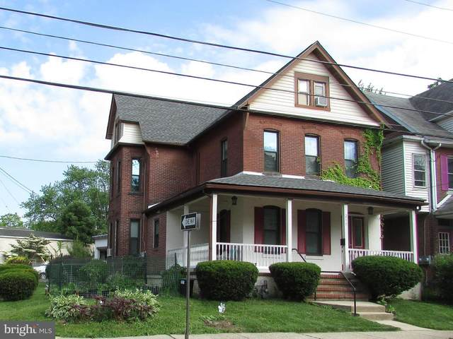 213 School Street, NORTH WALES, PA 19454 (#PAMC697036) :: Better Homes Realty Signature Properties