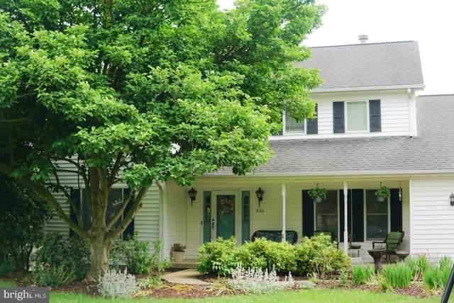1922 Lynne Place, HARRISONBURG, VA 22801 (#VAHC100158) :: The Riffle Group of Keller Williams Select Realtors
