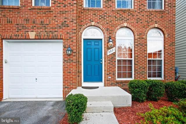 9921 E Hill Drive, LORTON, VA 22079 (#VAFX1208558) :: Cortesi Homes