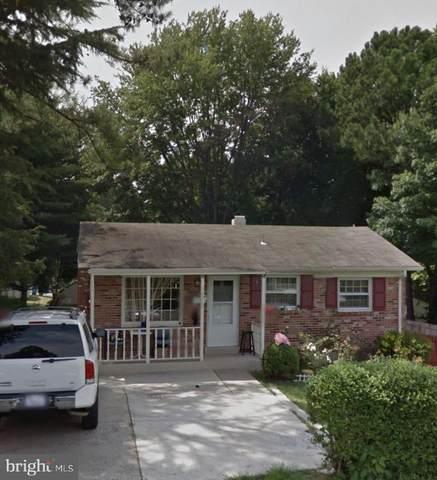 14312 Fairview Lane, WOODBRIDGE, VA 22193 (#VAPW525428) :: The Redux Group